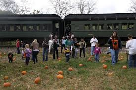 Pumpkin Picking In Waterbury Ct by Train Rides To The Pumpkin Patch In October Picture Of Railroad