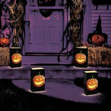 Halloween Pathway Lights Stakes by 10 Best Halloween Lighting Decorations Images On Pinterest