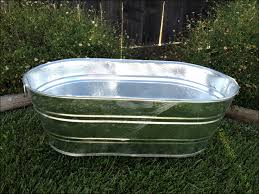 Galvanized Stock Tank Bathtub by Galvanized Bathtub For Sale Epienso Com