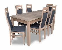 6x esszimmer esstisch wohnzimmer stühle stuhl holz xxxl