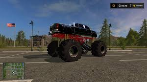 100 Mud Truck Video FORD MUD DIESEL TRUCK V10 Farming Simulator 2017 Mods FS 17