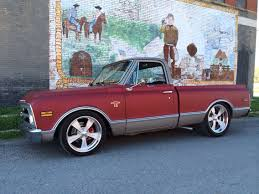 1968 Chevy C10 With Intro Vista II 20