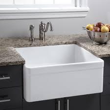 Farmhouse Style Sink by Kitchen Awesome Farm Style Kitchen Sink Overmount Farmhouse Sink
