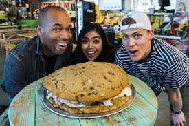 You'll Need A Group To Down This 15-pound Ice Cream Sandwich In St ... 12 Best Ice Cream Truck Treats Ranked Dannys San Diego Food Trucks Roaming Hunger Reader Question How To Start A Business Premium Gourmet And Frozen Let Us Treat Your Design An Essential Guide Shutterstock Blog Cnection Connecting Fans 25 Dessert In America 2015 Inside At The Silos Magnolia Founder Of Coolhaus Rolled Dice On 2500 Catering Nj New Jersey Lexylicious Blue Bunny Launching Ice Cream Sandwich Food Truck Phoenix Leos Feeds