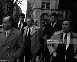 Halloween 5 Castellano by Big Paul Castellano Is Escorted By Fbi Agents After He Surre