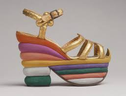 shoes in the costume institute essay heilbrunn timeline of art