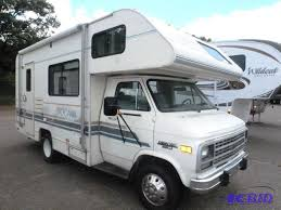 1992 Tioga Montara 21 Class C Mini Motorhome With Generator