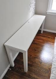 how to build a desk with an old hollow core door door desk bar