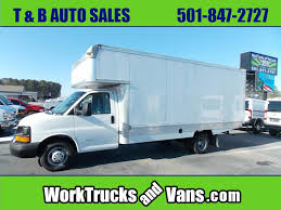 100 24 Ft Box Trucks For Sale BOX TRUCK Commercial Vehicles In Bryant AR