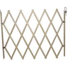 barriere escalier leroy merlin barrière de sécurité amovible bois l 73 cm leroy merlin