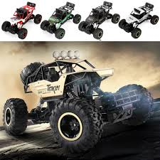 100 Bigfoot Monster Truck Toys RC 112 4WD 24GHz Radio Control High Speed