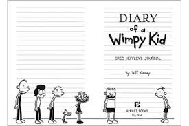 Not Just Another Comic The Diary Of A Wimpy Kid