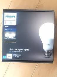 philips hue white ambiance smart bulb starter kit 4 a19 bulbs