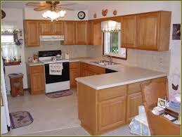 Cabinet Refinishing Kit Before And After by Kitchen Cabinet Refacing Pictures Before After Home Design Ideas