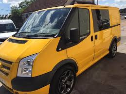 Examples Of Vans We Have Converted