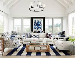Beach Chic Living Room Furniture