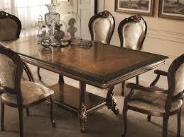 sitzmöbel klassische 4 stühle designer stühle holz garnitur
