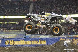 ChiIL Mama: ChiIL Mama's Adventures At Monster Jam 2015 At Allstate ...