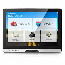 Rand McNally TND Tablet - 8
