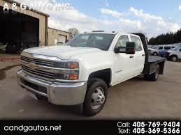 100 Used Trucks For Sale Okc 2016 Chevrolet Silverado 3500HD Work Truck Crew Cab 4WD