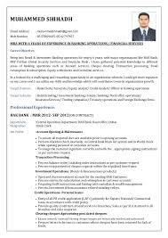 Bunch Ideas Of Resume Format For Bank Jobs Freshers Pdf Fancy Job Lofty Idea Teller 7 Sample Objective