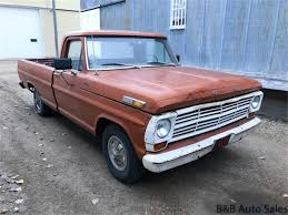 1969 Ford F100 For Sale | ClassicCars.com | CC-1172487