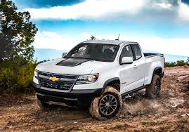 Chevy Colorado ZR2: High Performance Off-Roader - Truck Talk ...