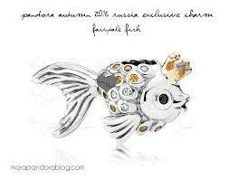 Pandora Halloween Charms Ebay by Preview Pandora Autumn 2016 Russian Exclusive Fairytale Fish