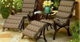 Jacqueline Smith Patio Furniture by Daily Cheapskate Jaclyn Smith Today Dominic 5 Piece Seating Set