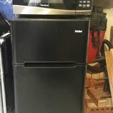 Best Hier 2 Door Mini Fridge freezer 3 2 Cuft for sale in Balch