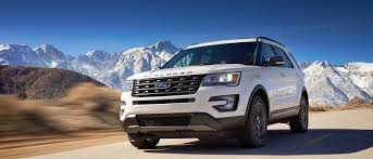 Ford Explorer Captains Chairs Second Row by 2017 Ford Explorer Suv At Butler Ford Of Milledgeville
