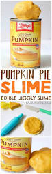 Libbys 100 Pure Pumpkin Pie Recipe by Edible Pumpkin Pie Slime Recipe Sensory Play Pumpkin Pies And