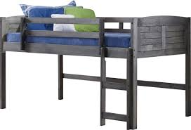 Donco Kids Twin Low Loft Bed & Reviews
