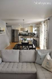 Best Floor For Kitchen And Living Room by 20 Best Small Open Plan Kitchen Living Room Design Ideas Open