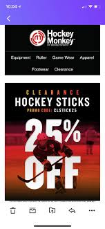Coupon Code For Clearance Timbies : Hockeyplayers Warrior Rgt2 Review Hockey Hq Monkey Bath And Body Works Coupon Codes Hocmonkey Coupon Promo Code 2018 Mfs Saving Money Was Never This Easy Hocmonkey Hocmonkey Photos Videos Comments Com Nike Factory Sale Coupons Sports Johnsonville Meatballs Monkey Coupons Home Facebook Leaner Living Code Capzasin Hp