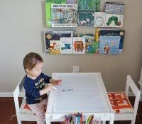 Art Master Activity Desk Art by Small Folding Chair With Back Vintage Art Studio Home Ideas Clever