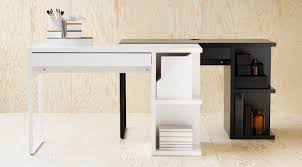 great ikea micke desk with integrated storage urban sales nz