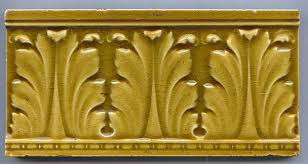nouveau majolica j c edwards 6x3 tile and 50 similar items