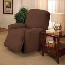 Sure Fit Wing Chair Recliner Slipcover by Furniture Couch Covers For Recliner Sofas Sofa Recliner Covers