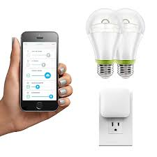 ge lighting unveils wireless link led l family and starter kit