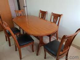 PREMIUM Dining Table And 6 Chairs Set