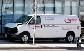 100 Used Trucks Toronto Driver Kills Nine Injures 16 Plowing Van Onto Sidewalk