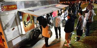 BBC - Autos - How Food Trucks Took Over City Streets