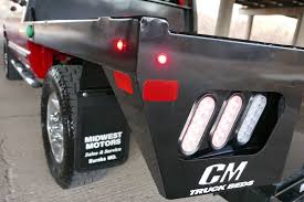 100 Cm Truck Beds For Sale Cm Ss Bed Sporting The All New All White LED Lights That Turn Red