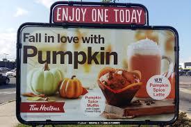 Tim Hortons Pumpkin Spice Latte Calories by I Love You Pumpkin Correr Es Mi Destino