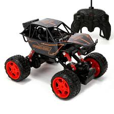 100 Monster Truck Remote Control OnLook New 24Ghz Radio 2WD Toy RC Vehicles CarTerrain RC CarsElectric Off Road RC Cars
