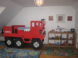 100 Step 2 Fire Truck Truck Toddler Bed For Sale Loft Curtain Fisher