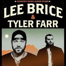 Lee Brice Announces