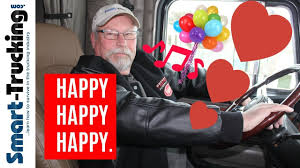 One Simple Rule To Being Happy In Your Truck Driving Career - YouTube Pilot Flying J Travel Centers Career Opportunities Iowa 80 Truckstop Truck Driving Jobs With Pam Transport A New Drivers Experience Loves Stops Lostravelstop Twitter People With Cool Answer Questions About Their Work Readers Becoming Driver For Your Second Napavine Stop Scj Alliance The New Mack Anthem News Warren Buffetts Berkshire Bets Big On Americas Truckers Buys