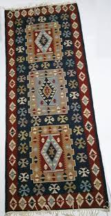 Handmade Kilim Wool Carpet